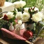 Creating a Centerpiece with Ordinary Things
