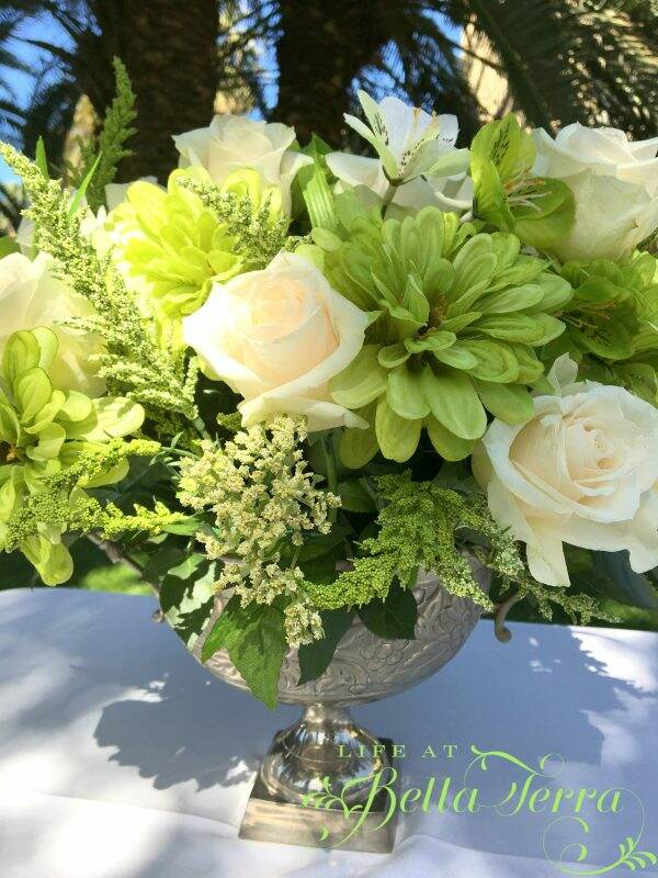 Arrangements using real and artificial flowers mightylinksfo